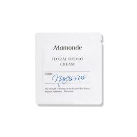 ฟรี! Mamonde Floral Hydro Cream 1ml (1 ชิ้น / 1 ออเดอร์) เมื่อช้อปสินค้า Mamonde อย่างน้อย 1 ชิ้น