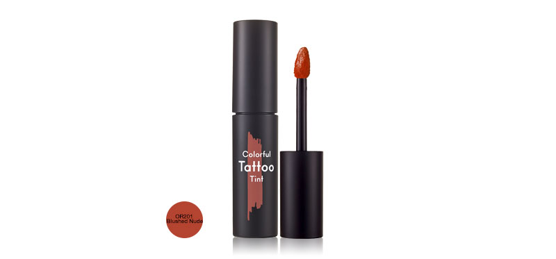 Etude House Tattoo Tint #OR201 Blushed Nude