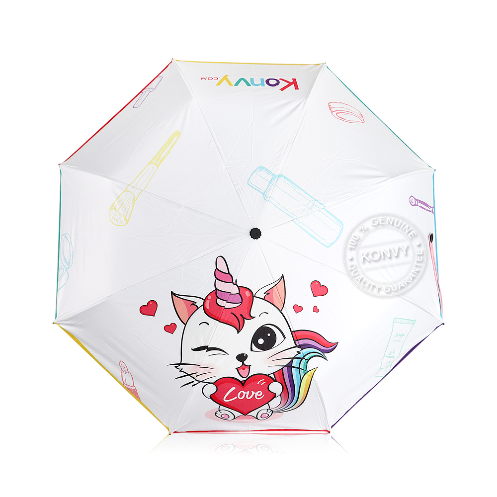 Konvy Anti UV Umbrella #White