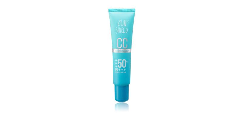 Zunshield CC Tinted Sunscreen SPF 50+/PA++++ 20ml