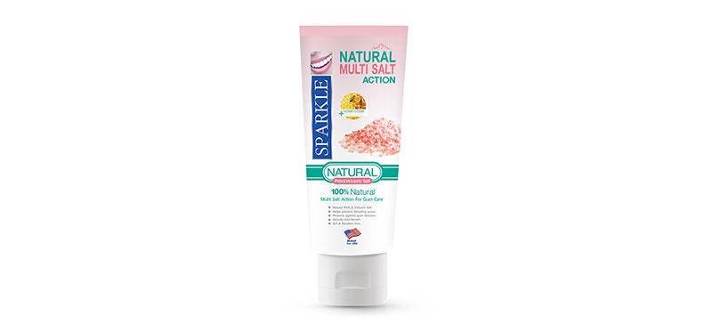 Sparkle Natural Himalayan Pink Salt 40g (SK0388)