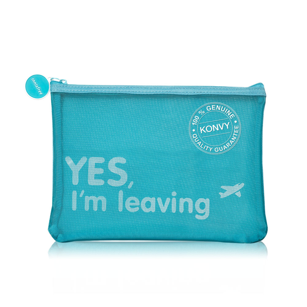 [Free Gift] Innisfree Summer Vacance Pouch