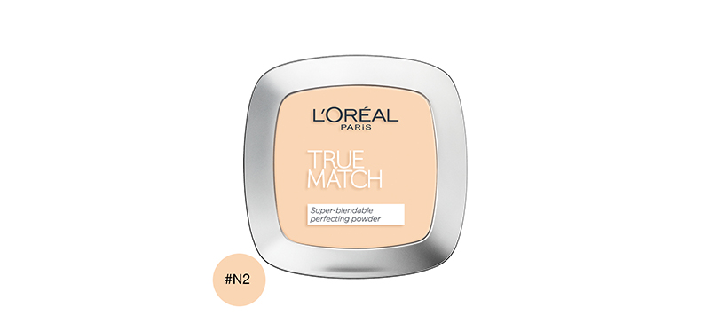 L'Oréal Paris True Match Super-Blendable Powder 9g #N2