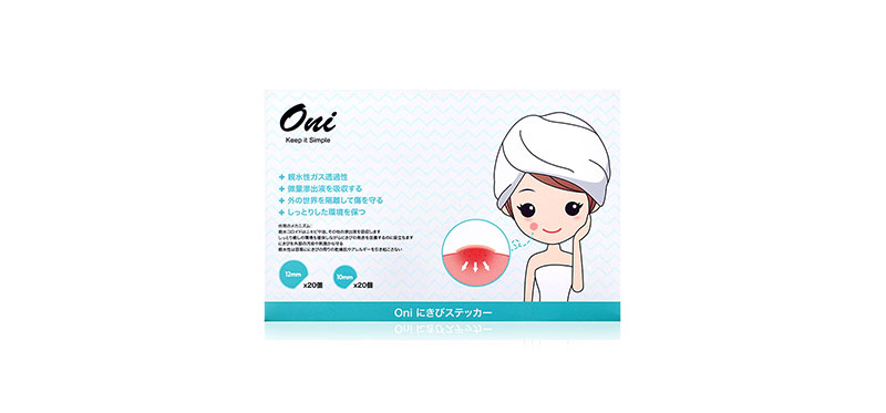 Oni Acne Patch 40pcs