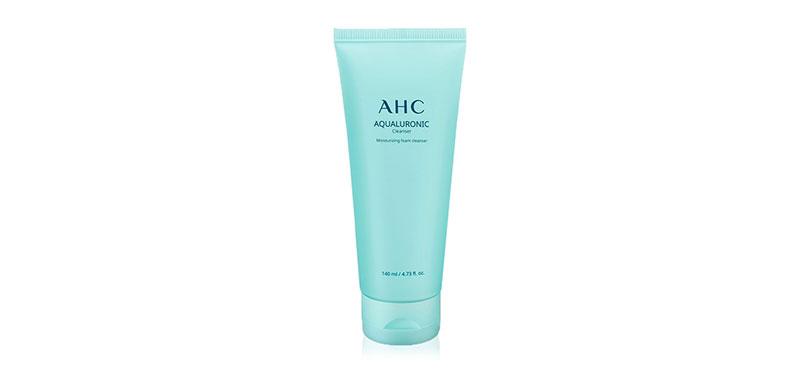 AHC Aqualuronic Cleanser 140ml