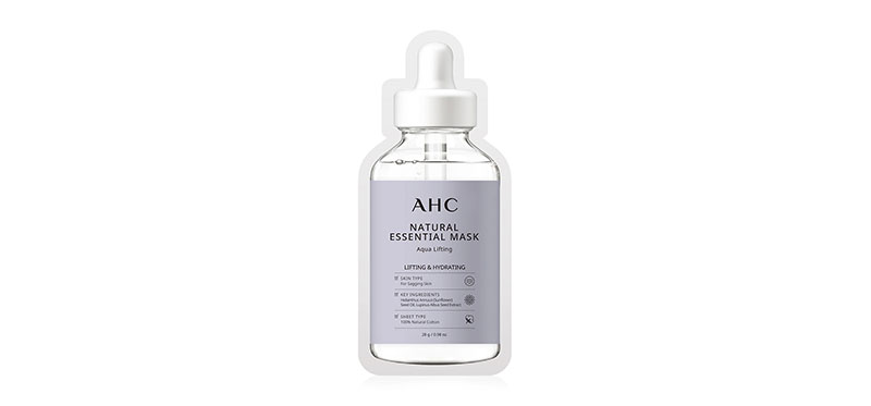 AHC Natural Essential Mask Aqua Lifting 28g