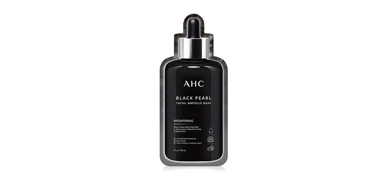 AHC Black Pearl Facial Ampoule Mask 27g