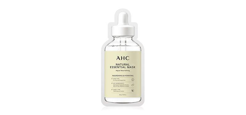 AHC Natural Essential Mask Aqua Nourishing 28g