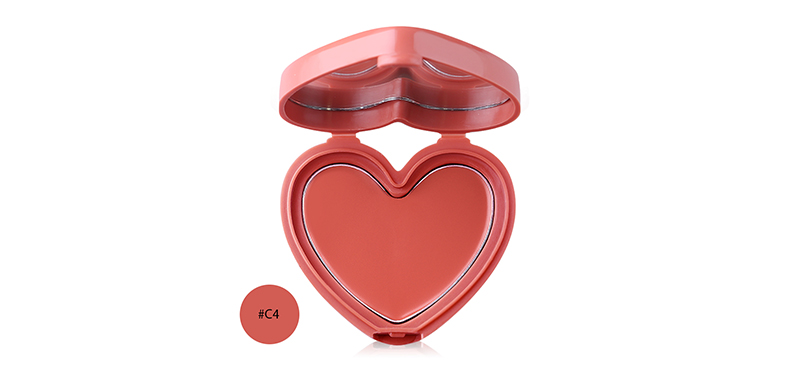 4U2 You Heart Me Blush SPF35/PA+++ 2.5g #C4 Better Than Best