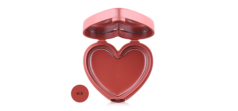 4U2 You Heart Me Blush SPF35/PA+++ 2.5g #C8 Match Maker