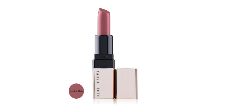 Bobbi Brown Luxe Lip Color 2.5g #Neutral Rose