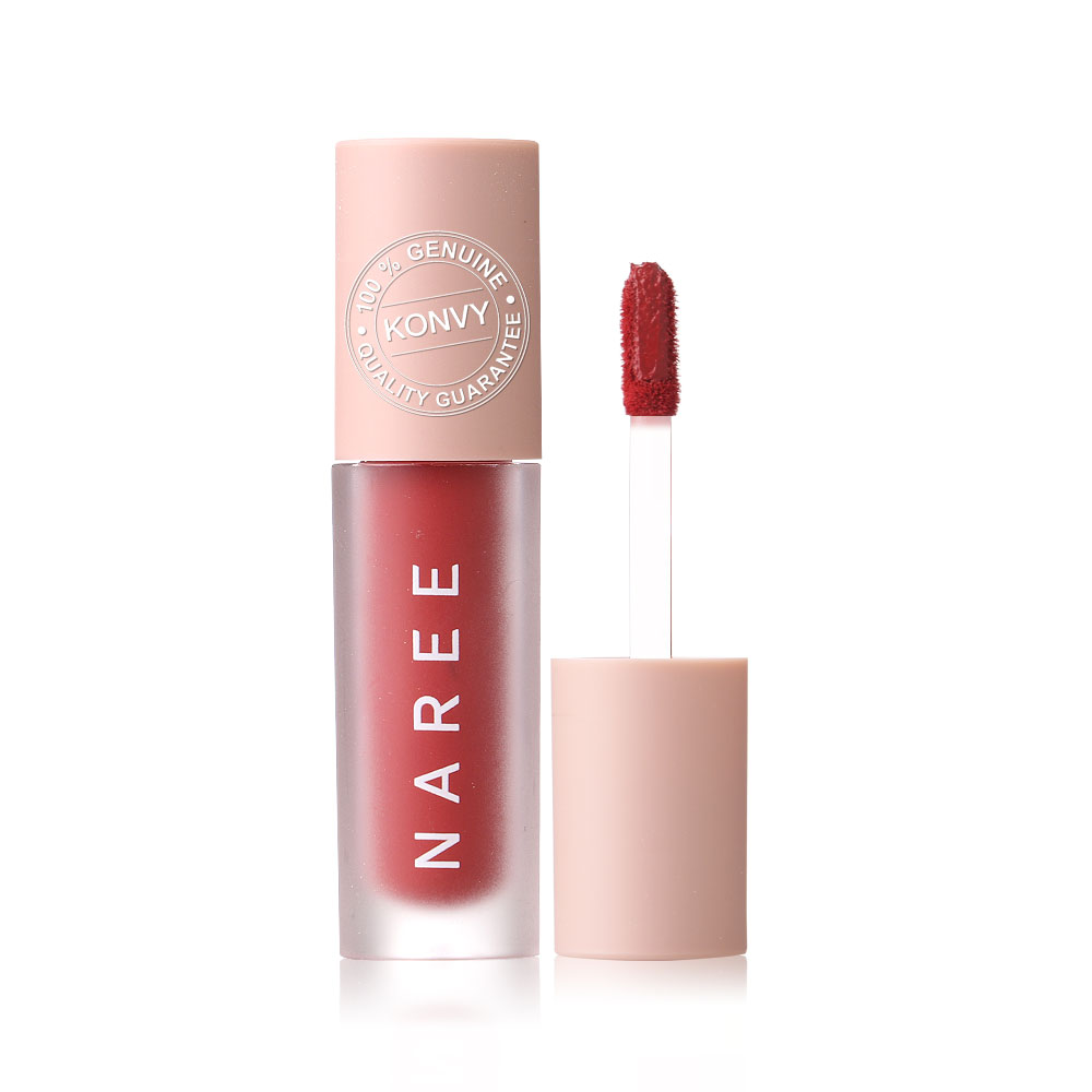 Naree Velvet Matte Creamy Lip Colors 3ml #814 Allure