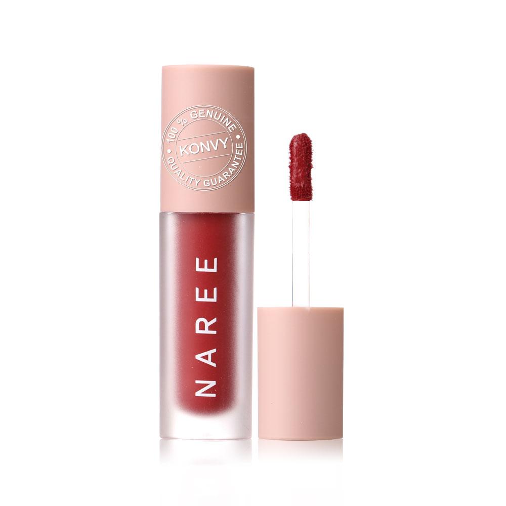 Naree Velvet Matte Creamy Lip Colors 3ml #815 Radiant