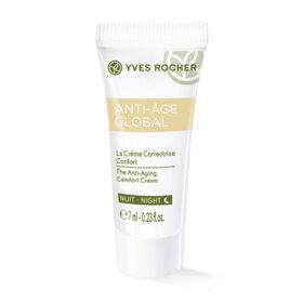 ฟรี! Yves Rocher The Anti-Aging Comfort Cream Night 7ml (1 ชิ้น / 1 ออเดอร์) เมื่อช้อปสินค้า Yves Rocher อย่างน้อย 1 ชิ้น