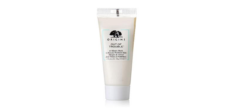 Origins Out Of Trouble 10 Minute Mask To Rescue Problem Skin 15ml