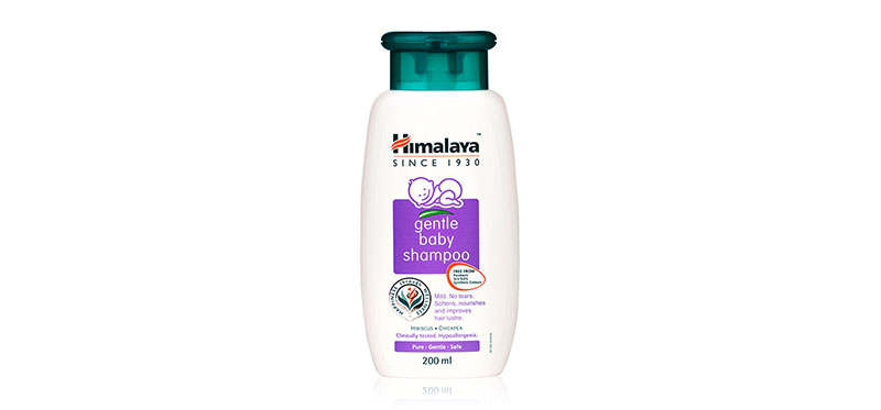 Himalaya Since 1930 Gentle Baby Shampoo 200ml