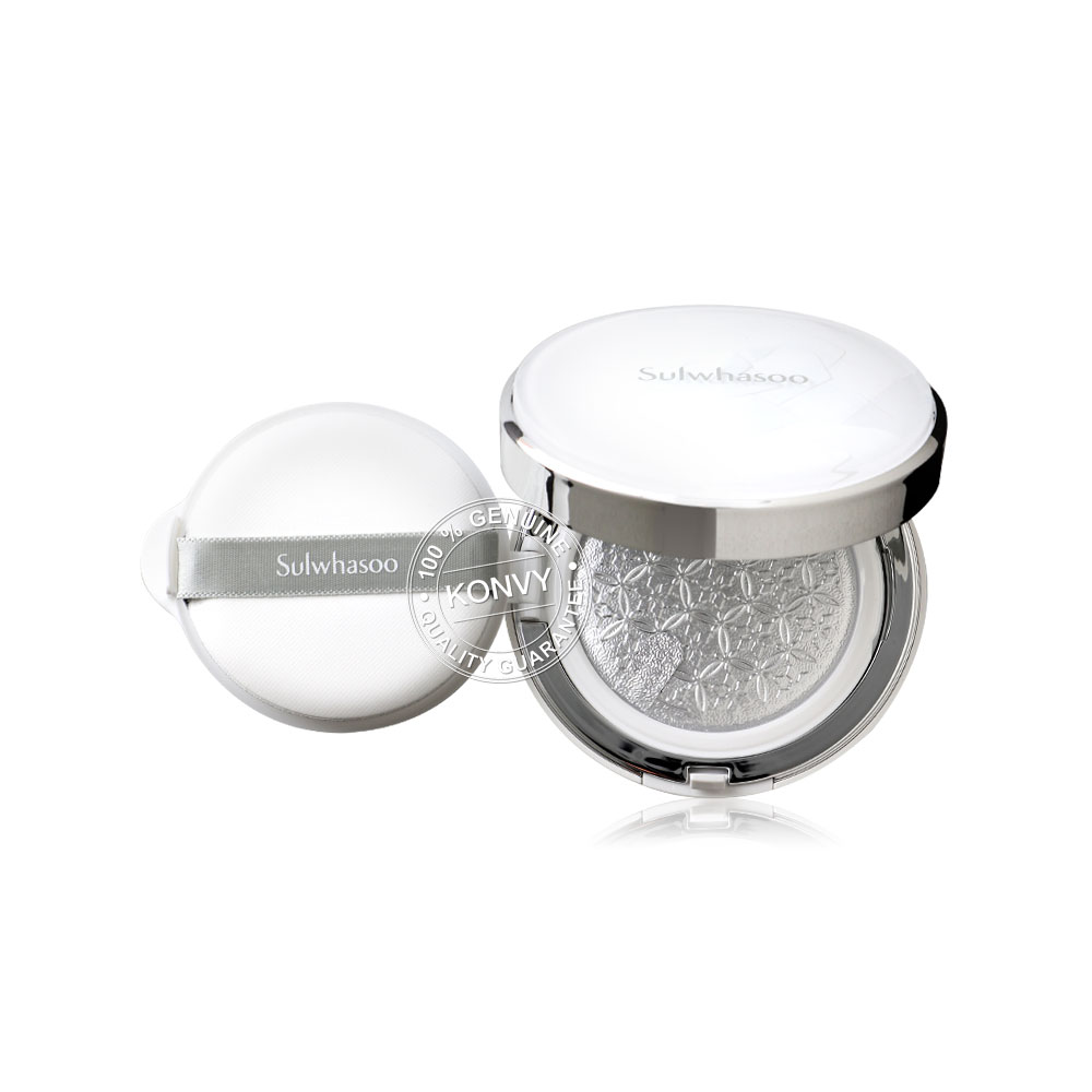 Sulwhasoo Snowise Brightening Cushion 28g(14gx2) No.15 Ivory Pink