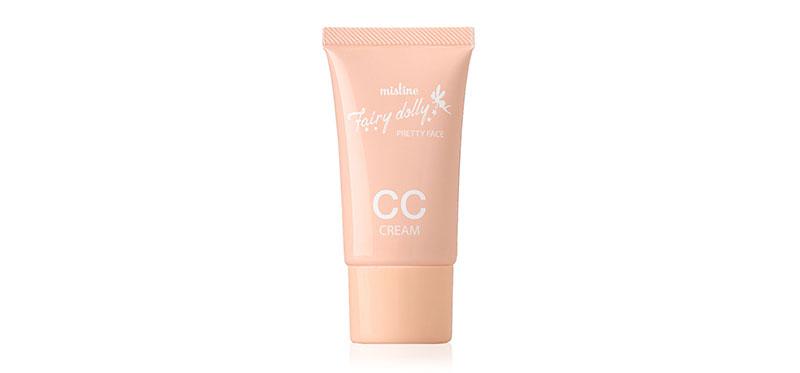 Mistine Fairy Dolly Pretty Face CC Cream 20g