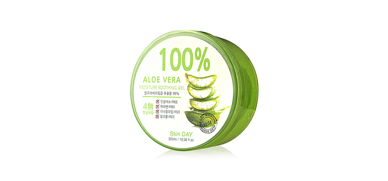 Skin Day Alo Vera Moisture Sooting Gel 300ml