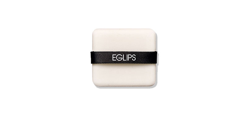 Eglips Cover Powder Pact Puff