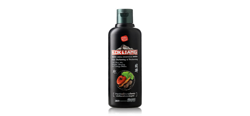 Kokliang Hair Darkening & Thickening Conditioner 200ml