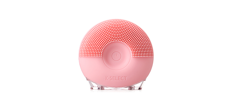 K-Select Sonic Face Cleaner #Light Pink