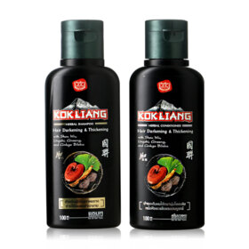 ฟรี! Kokliang Set 2 Items Darkening & Thickening Shampoo and Conditioner (100ml x 2pcs) (1 ชิ้น / 1 ออเดอร์) เมื่อช้อปสินค้า Kokliang ครบ 399.-