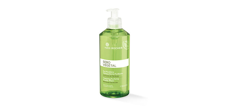 Yves Rocher Sebo Vegetal V2 Purifying Micellar Water 390ml