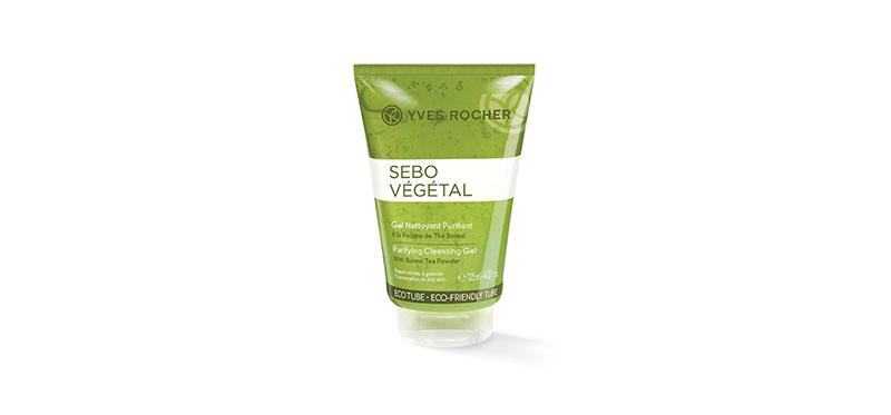 Yves Rocher Sebo Vegetal V2 Purifying Cleansing Gel 125ml
