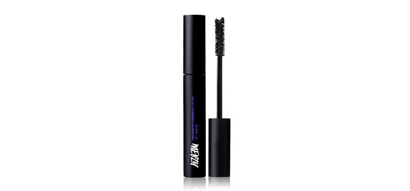 MERZY The First Extension Lash Mascara 8ml #EM1 Black ( สินค้าหมดอายุ : 2020.11 )