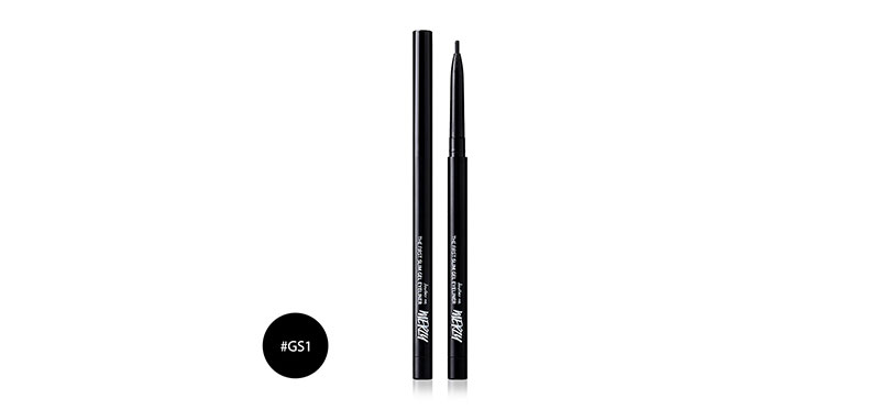 MERZY The First Slim Gel Eyeliner 0.05g #GS1 Black Onyx ( สินค้าหมดอายุ : 2020.08 )
