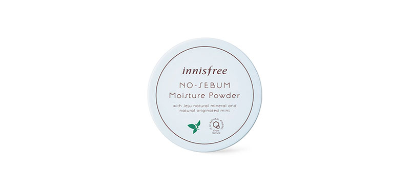 Innisfree No Sebum Moisture Powder 5g