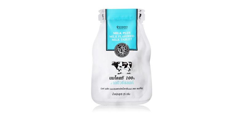 [Free Gift] Beauty Buffet Milk Plus Milk Flavored Tablet 25g ( สินค้าหมดอายุ : 2020.02 )