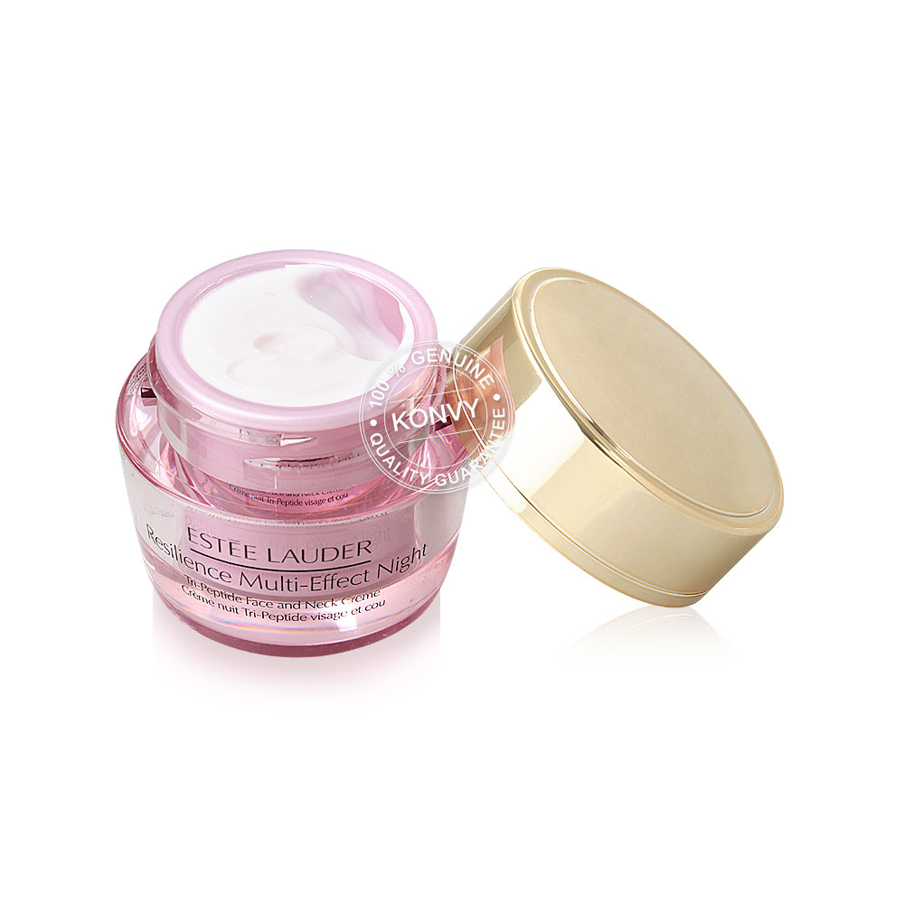 Estee Lauder Resilience Multi-Effect Night Tri-Peptide Face And Neck Creme 15ml