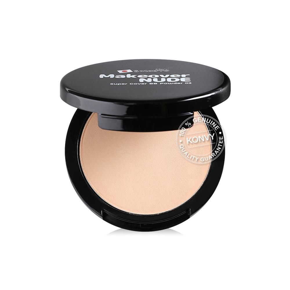 Smooto Japan Makeover Nude Super Cover BB Powder (12g x 3pcs)