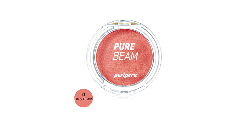Peripera Pure Beam Cheek 5g #3 Daily Guava