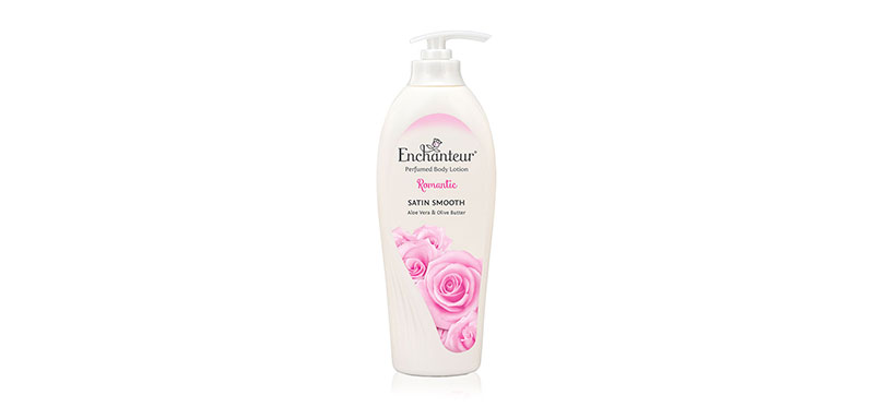 Enchanteur Lotion Romantic 500ml