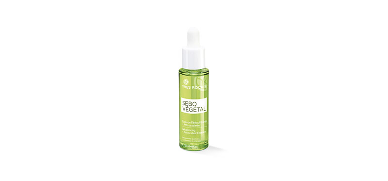 Yves Rocher Sebo Vegetal V2 Rebalancing+Antioxidant Essence30ml