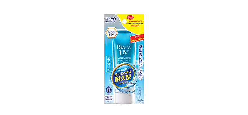 Biore UV Aqua Rich Watery Essence SPF50+ PA++++ 85g
