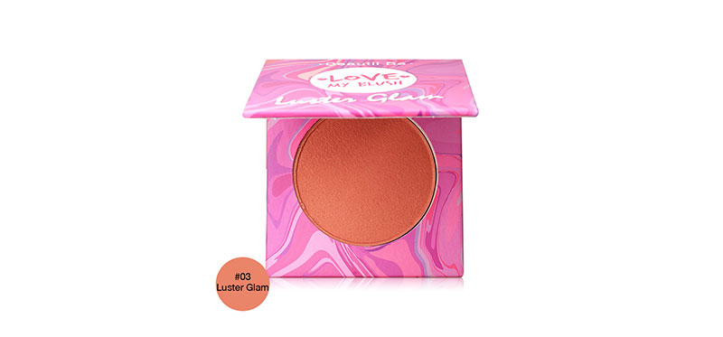 Beautii Be Love My Blush 9g #03 Luster Glam