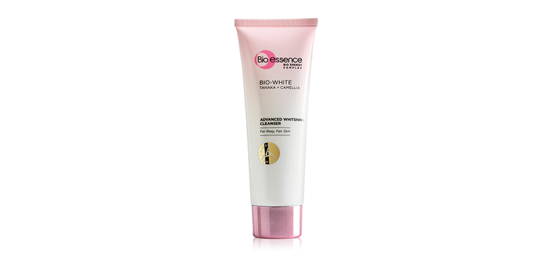 Bio Essence White Advance Whitening Cleanser 100g