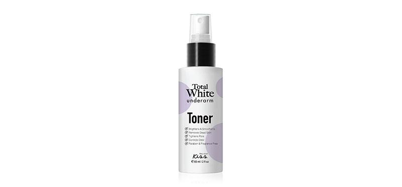 Malissa Kiss Total White Underarm Toner 60ml