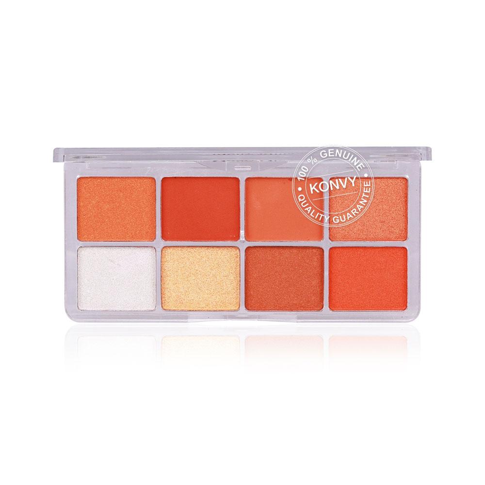 Sivanna Molly Minx Pro Eyeshadow Cinderella Palette 16g #01