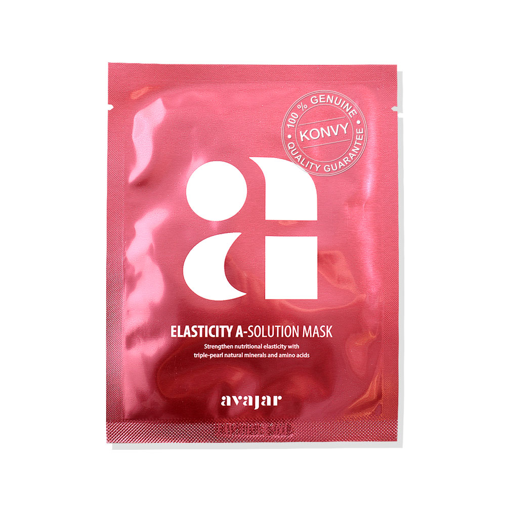 Avajar Elasticity A-Solution Mask 25g