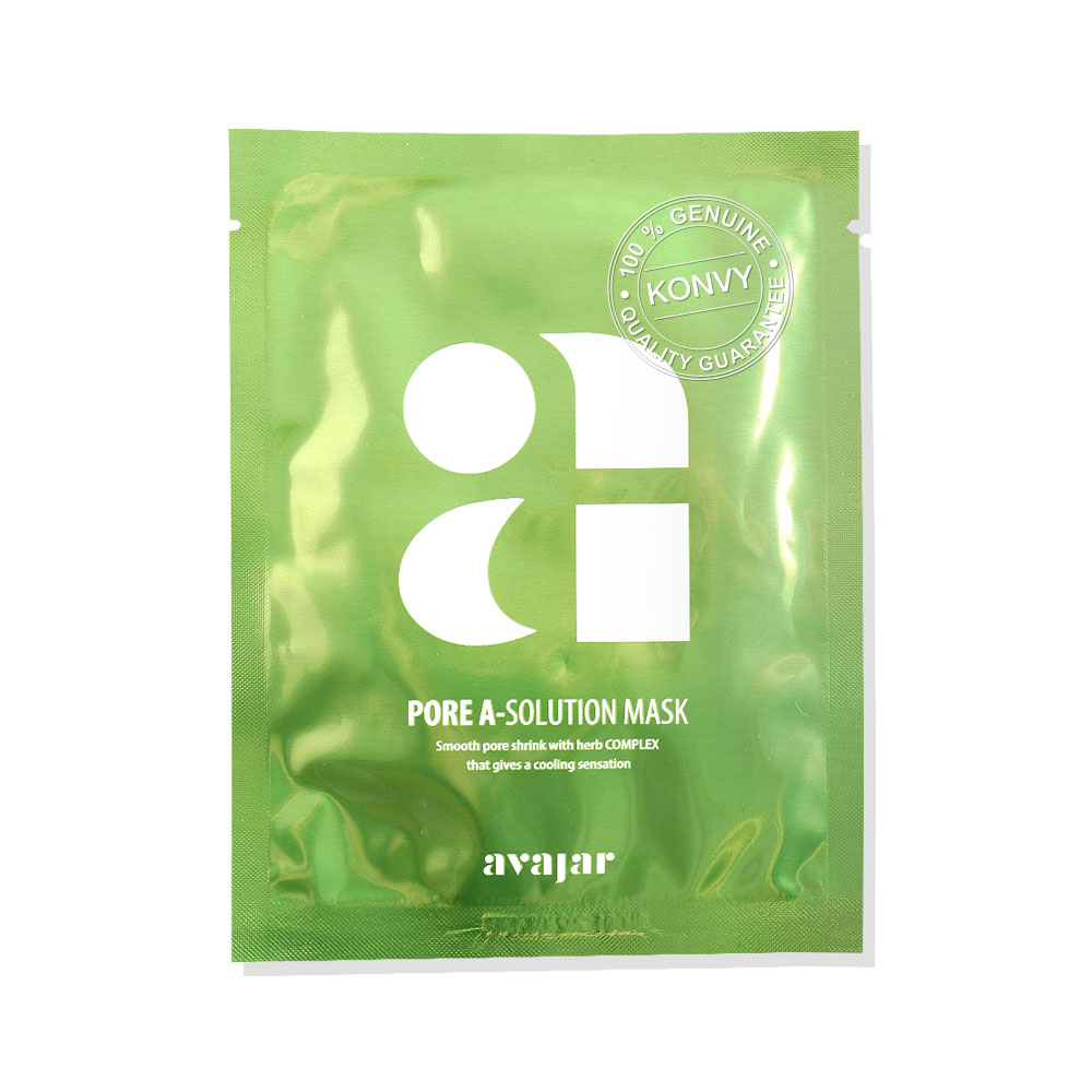 Avajar Pore A-Solution Mask 25g