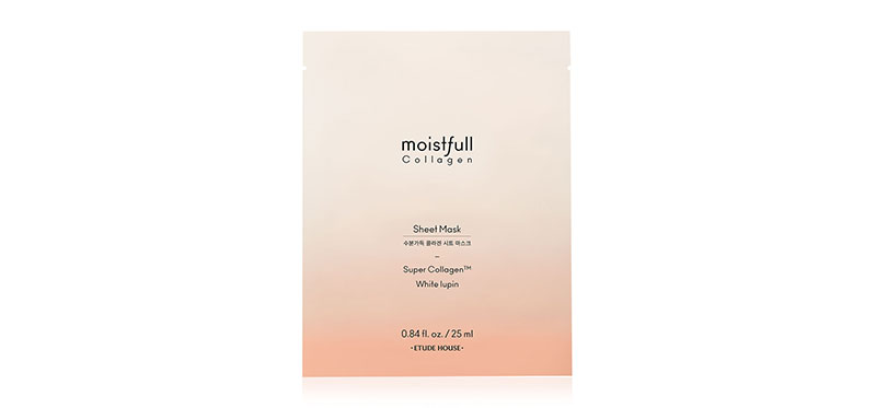 Etude House Moistfull Collagen Sheet Mask 25ml
