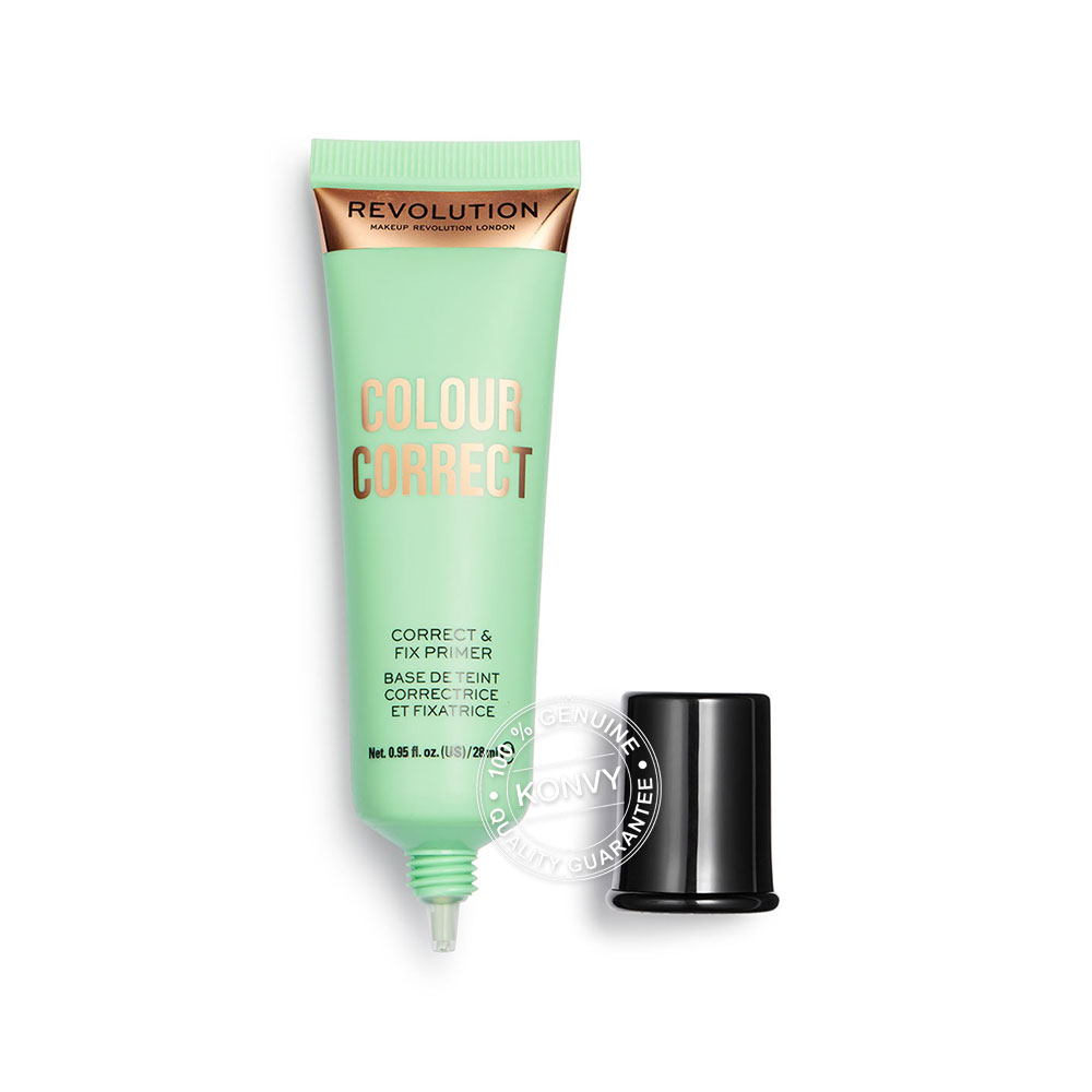 Makeup Revolution Colour Correct Primer 28ml