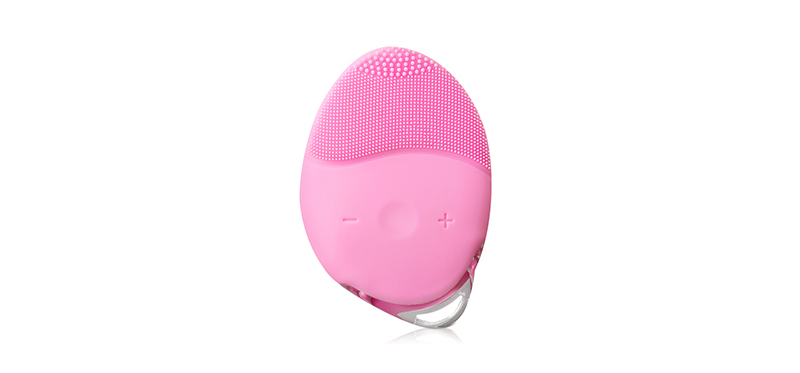 CBG Devices 15 Level Sonic Egg Face Cleaner #Pink