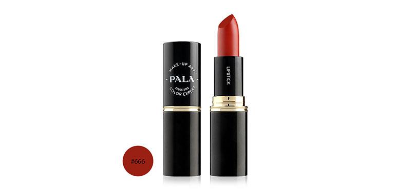 Pala Moisturizing Silky Lipstick 3.8g #666