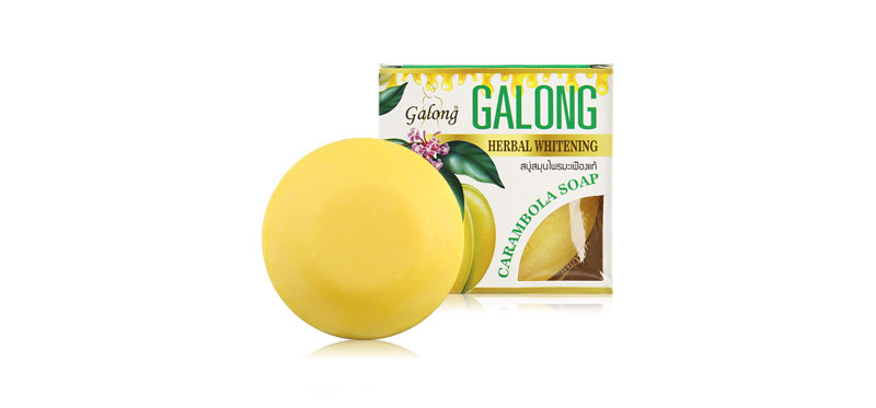 Galong Carambola Extract Soap Bar 150g